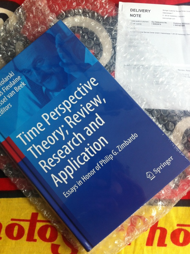 Time perspective theory: Review, research and application