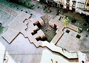 Chillida-The Basque Liberties Plaza