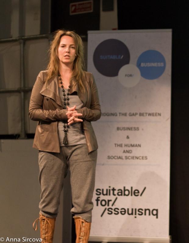 Suitable for Business 2013 conference, Copenhagen, Denmark