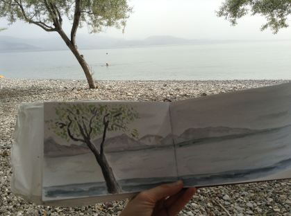 Greece-morning-sketches-anna-sircova - 2