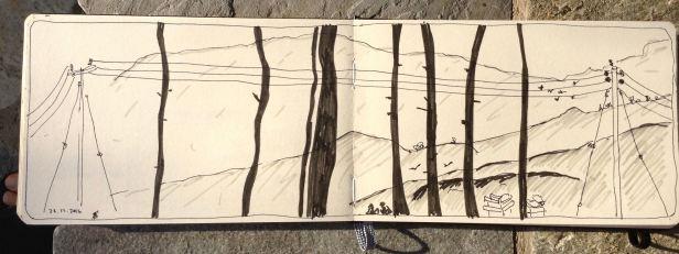 Nepal-sketches-anna-sircova - 10