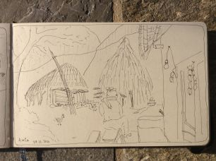 Nepal-sketches-anna-sircova - 13