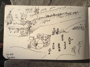 Nepal-sketches-anna-sircova - 17