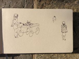 Nepal-sketches-anna-sircova - 18