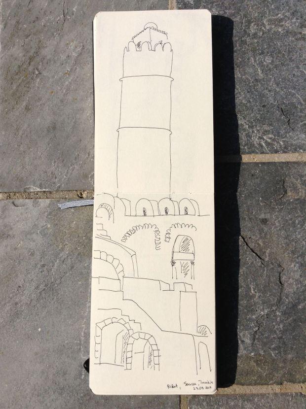 Tunis-sketches-Anna-Sircova - 3